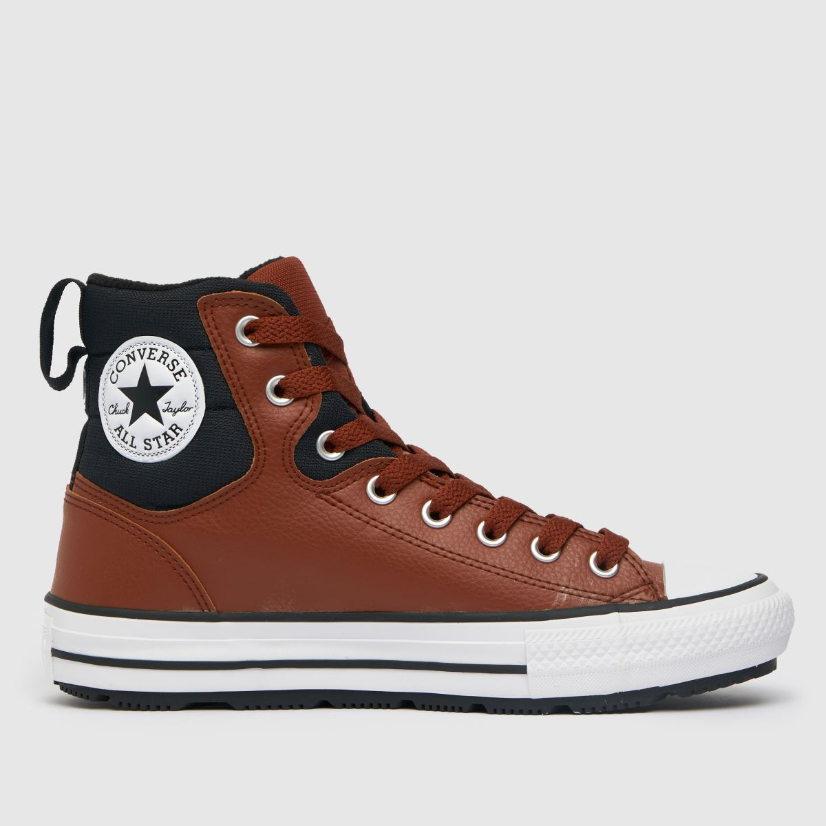 Converse Brown Berkshire Trainers