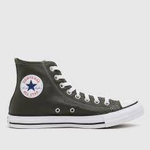 Converse Leather Hi,1 of 4