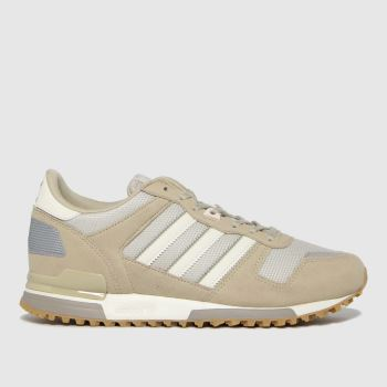 adidas Beige Zx 700 Mens Trainers