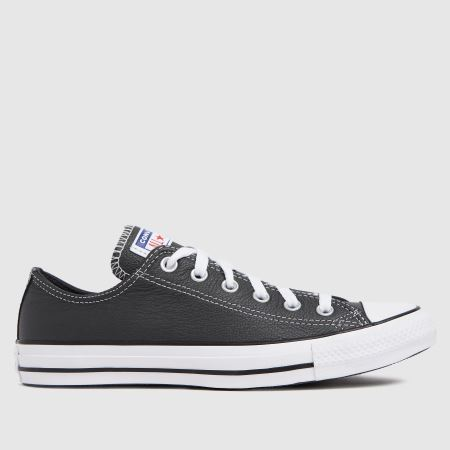 Converse Leather Oxtitle=