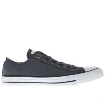 Converse Navy Chuck Taylor All Star Ox Mens Trainers