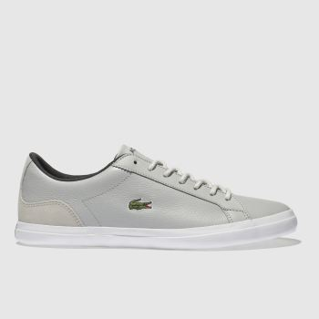 Lacoste Grey LEROND Trainers