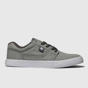Dc Shoes Grey Tonik Tx Se Mens Trainers
