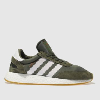 Adidas Green I-5923 Mens Trainers