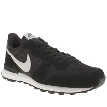 Buy Online black and grey nike trainers