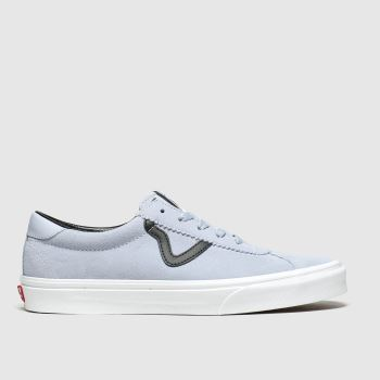 Vans Pale Blue Sport Mens Trainers
