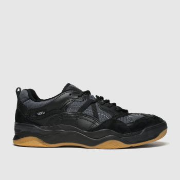 Vans Black Varix Wc Mens Trainers