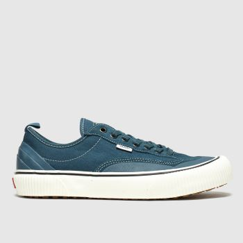 Vans Navy Destruct Mens Trainers