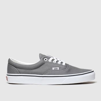 Vans Grey Era Mens Trainers