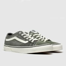 Vans Bess New Issue Cord 1