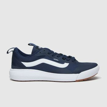 Vans Navy & White Ultrarange Exo Se Mens Trainers