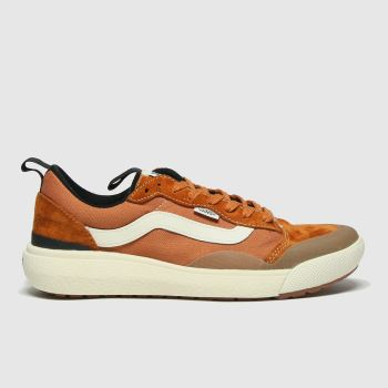 Vans Tan Ultrarange Exo Se Mens Trainers