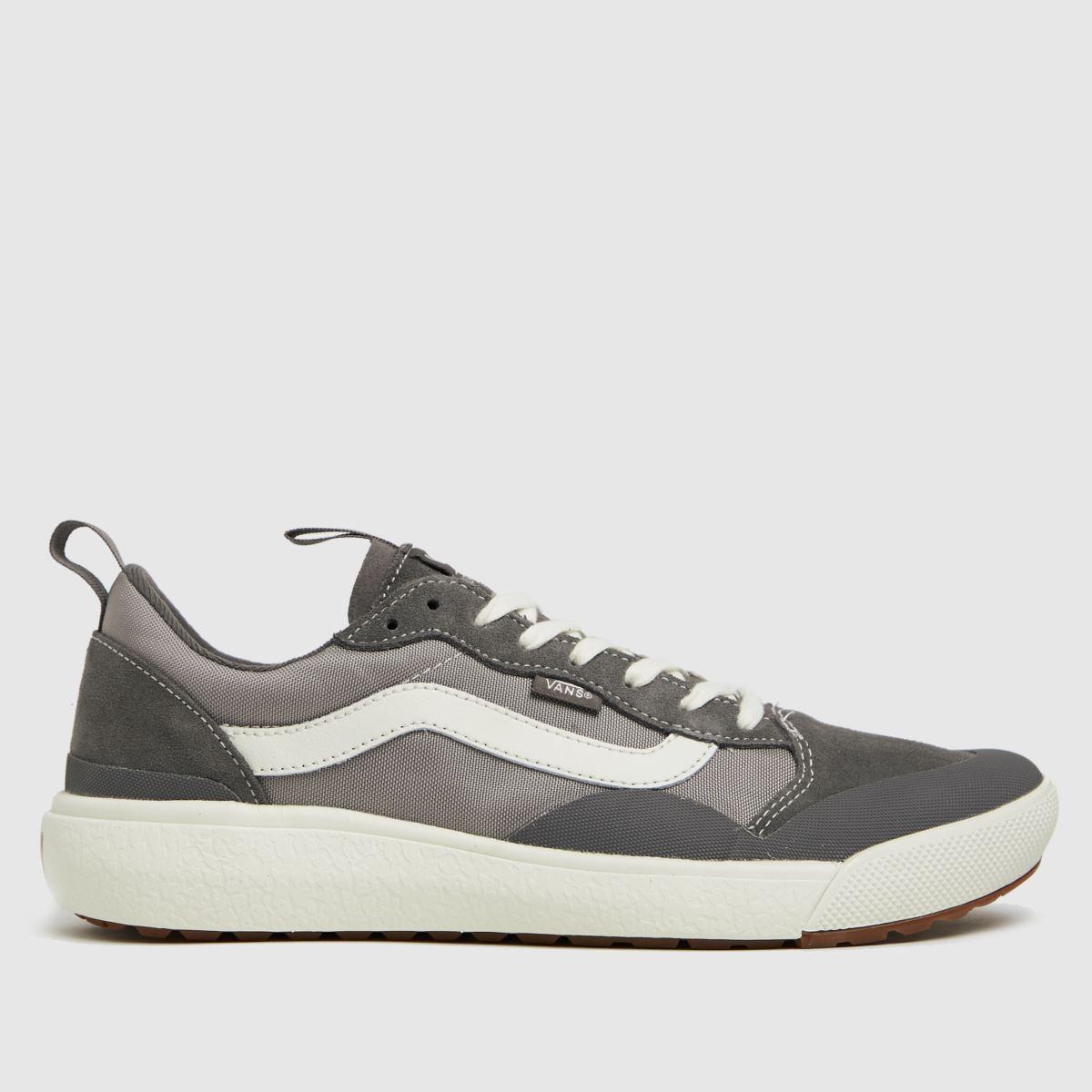 Vans Grey Ultrarange Exo Se Trainers