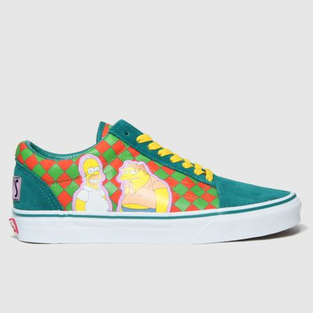 Vans Old Skool The Simpsonstitle=