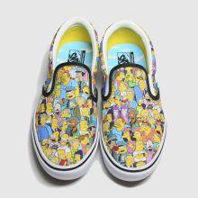 Vans Comfycush Slip Simpsons 1