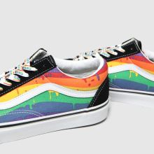 Vans Old Skool Rainbow Drip 1