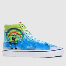 Vans Spongebob Sk8-hi,1 of 4