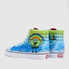 Vans Spongebob Sk8-hi,4 of 4