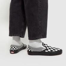 Vans Mix Checker Slip On,2 of 4