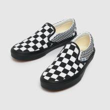 Vans Mix Checker Slip On,3 of 4