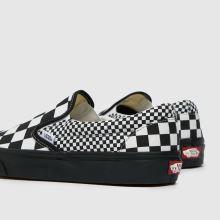 Vans Mix Checker Slip On,4 of 4