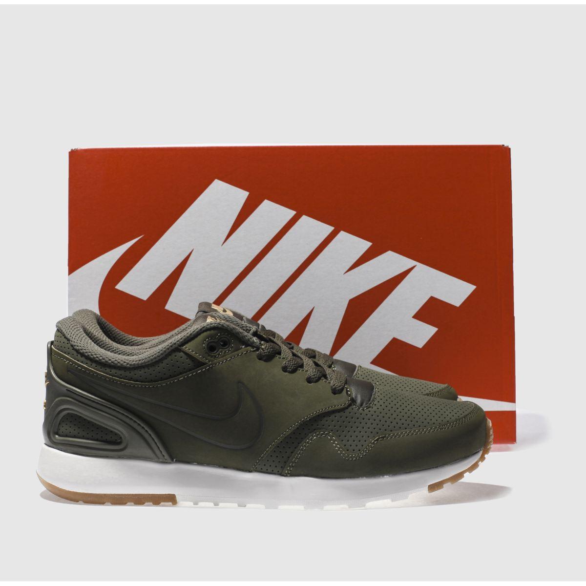 5498d92677260 ... Herren Khaki nike schuh Air Vibenna Sneaker