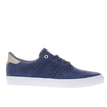 Adidas Navy Seeley Premiere Mens Trainers