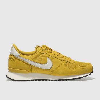 Nike Yellow Air Vortex Mens Trainers