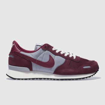 Nike Burgundy Air Vortex Mens Trainers