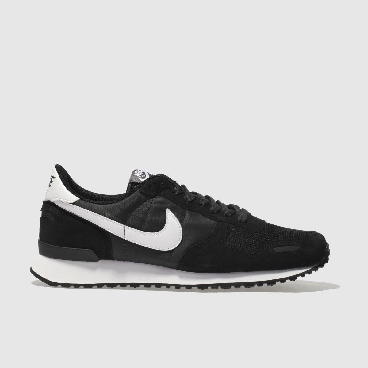 Nike Black & White Air Vortex Trainers