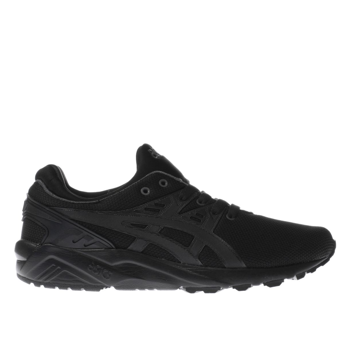 Asics Gel Kayano Evo Mens Trainers Black Image