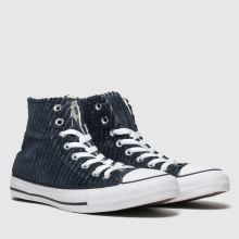Converse All Star Wide Wale Cord Hi 1