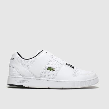 Lacoste White Thrill c2namevalue::Mens Trainers