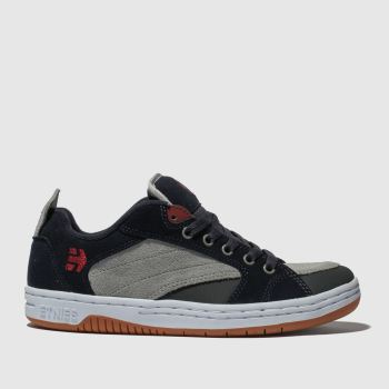 Etnies Navy & Grey Czar Mens Trainers