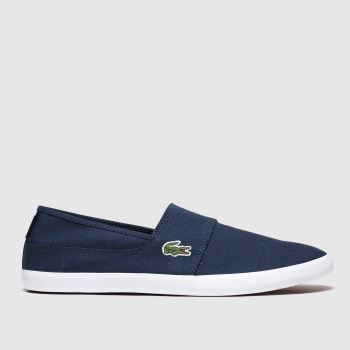 Lacoste Navy Marice Mens Trainers