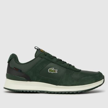 Lacoste Dark Green Lacsote Joggeur 2.0 Mens Trainers