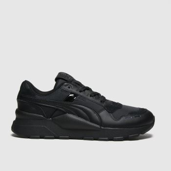 PUMA Black Rs 2.0 Futura Mens Trainers