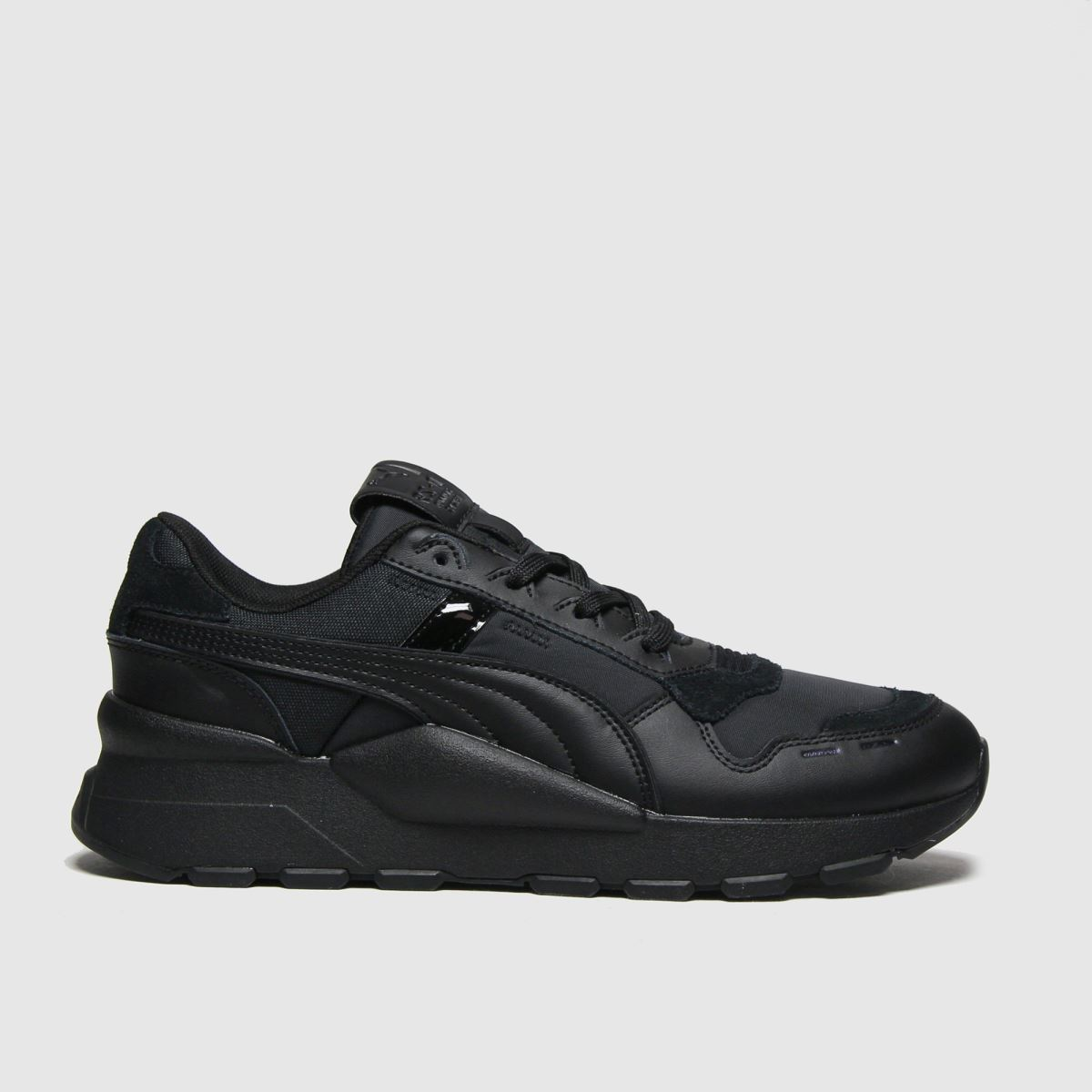 PUMA Black Rs 2.0 Futura Trainers