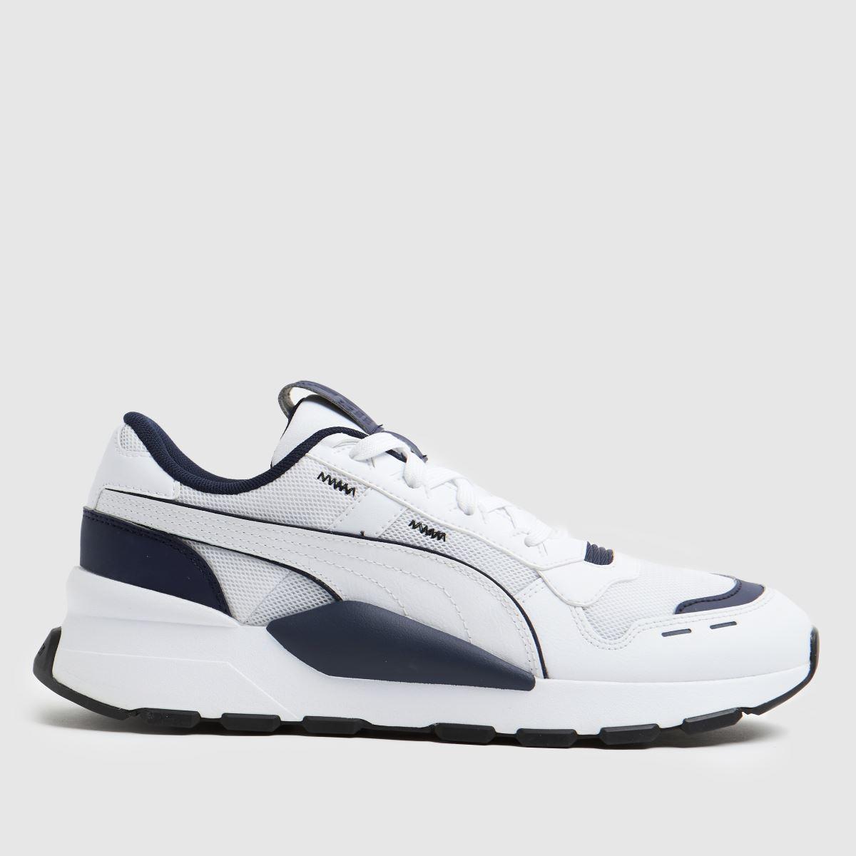 PUMA White Rs 2.0 Trainers