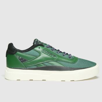 Reebok Green Legacy Court Mens Trainers