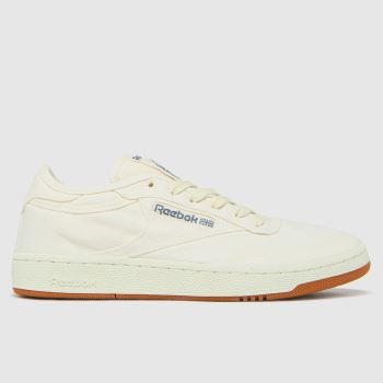 Reebok White Club C Grow Mens Trainers