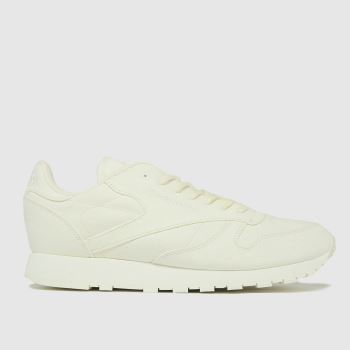 Reebok White Cl Grow Mens Trainers