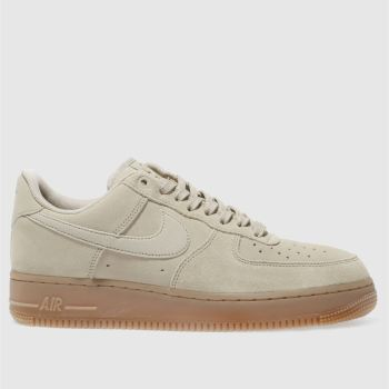 Nike Stone Air Force 1 Mens Trainers
