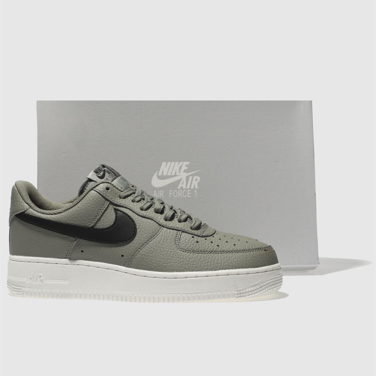 Herren Khaki nike Air Force 1 07 Sneaker | Schuhe schuh Gute Qualität beliebte Schuhe | 6f404a