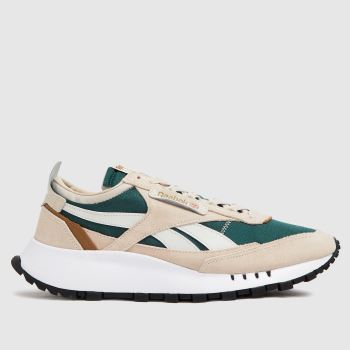 Reebok Natural Cl Legacy Mens Trainers