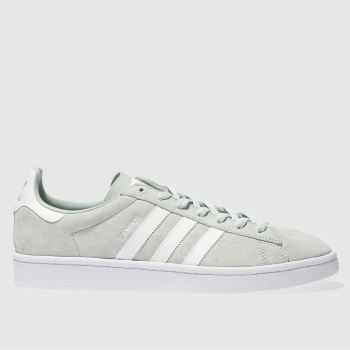 Adidas Light Green CAMPUS Trainers