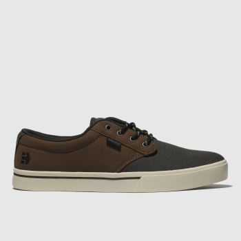 Etnies Brown Jameson 2 Eco Mens Trainers