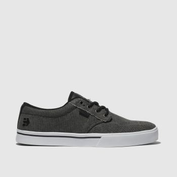 Etnies Black JAMESON 2 ECO Trainers