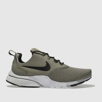 Nike Khaki Presto Fly Mens Trainers