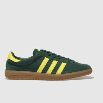 Adidas Green Bermuda Mens Trainers